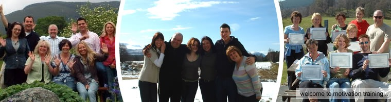 Hypnotherapy course students